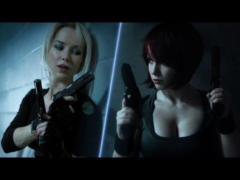 Random Movie Pick - ASSASSINISTA (Jaci VS Solitaire) YouTube Trailer