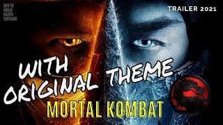 Mortal Kombat 2021 trailer with original theme