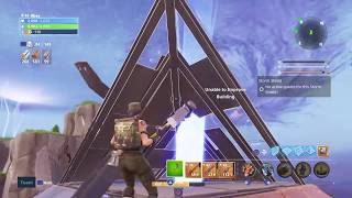 How to build indestructible Amplifier Tutorial Stonewood StormShield (FORTNITE SAVE THE WORLD)