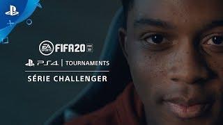Tournois PS4 : Challenger Series pour EA SPORTS FIFA 20