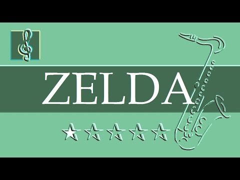 Alto Sax & Guitar Duet - Song of Storms - The Legend of Zelda (Sheet music - Guitar chords)