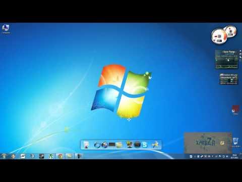 Windows 7 Useful Gadgets For CPU & GPU HD [720p]