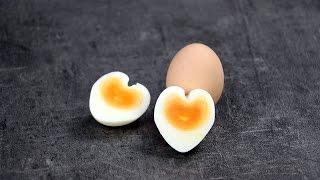 Ei zum Frühstück : 4 geniale Tipps und Tricks zum Staunen