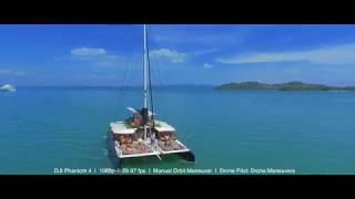 Керівництво по експлуатації орбіту маневр | DJI Фантом 4 | човен