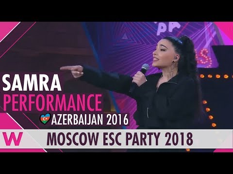 "Samra ""Miracle"" (Azerbaijan 2016) Performance 
