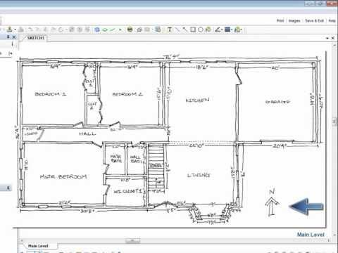 Xactware Self-Paced Training: How to Sketch Floor Plans in Xactimate
