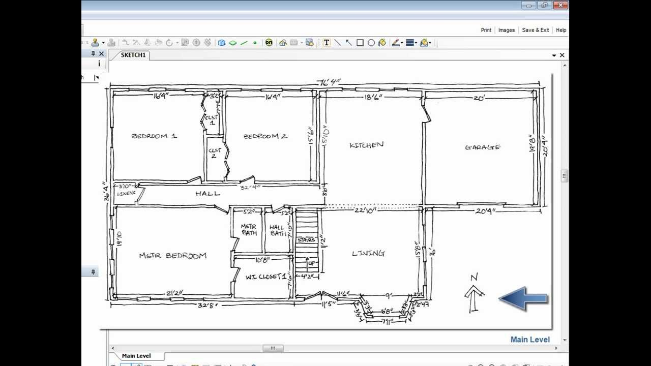 Xactware Self-Paced Training: How to Sketch Floor Plans in Xactimate