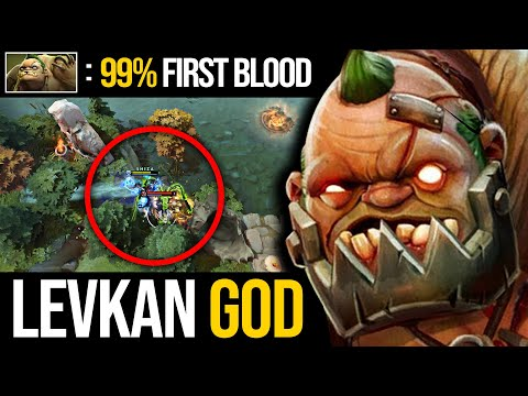 Levkan- The Most Scary Pudge Ever!!! Pudge Official