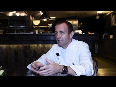 The Art Of French Cooking: Interview With Gilles Marx