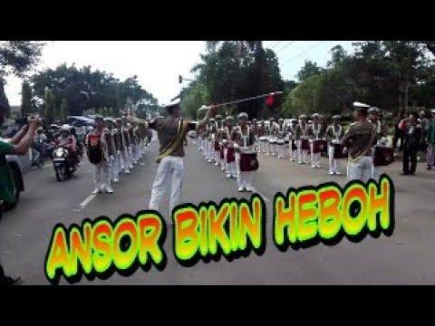 Ansor Banser Luar Biasa🇲🇨💓🇲🇨 - live in Alun Alun Kajen Pekalongan Jawa Tengah