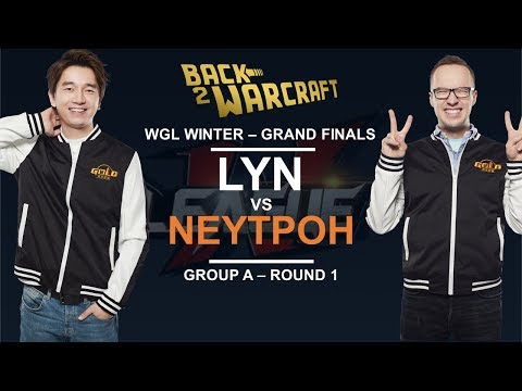 WGL:W Grand Finals 2018 - Group A - Round 1: [O] Lyn Vs. Neytpoh [N]