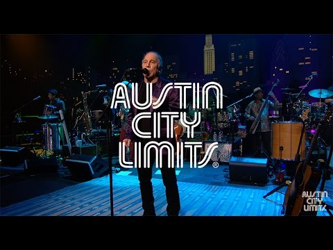 "Paul Simon on Austin City Limits ""That Was Your Mother (Zydeco)"" Mp3"