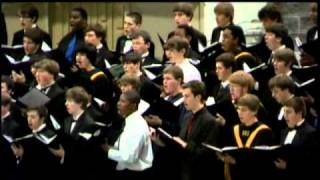 Deus in Adjutorium ~All State Mixed Choir☆2011~
