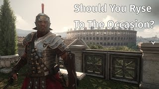 Should You Play Ryse: Son of Rome? (PC)
