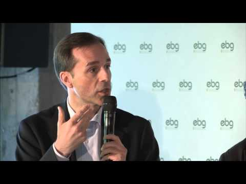 EBG - Assemblée Générale 2013 : Le Marketing Digital, selon Maurice Lévy