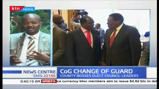 CoG Change of Guard: Did President Uhuru and Raila play a role in CoG elections? Second part