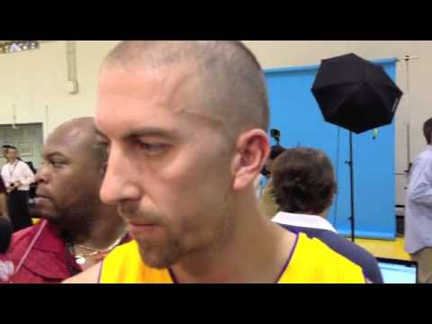 Steve Blake on the Princeton offense