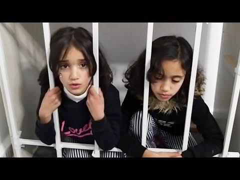الشرطي دخلهم السجن !!!👮