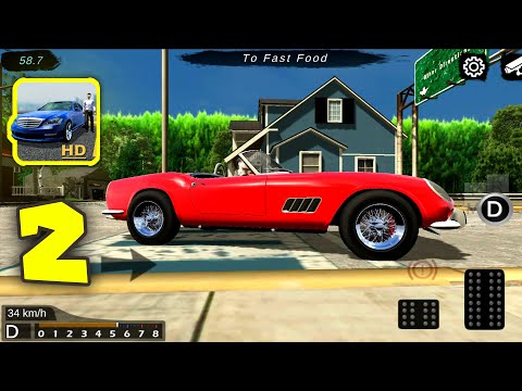 Real Car Parking 3D | Best Android Games For Airplane Mode | Gameplay P2
