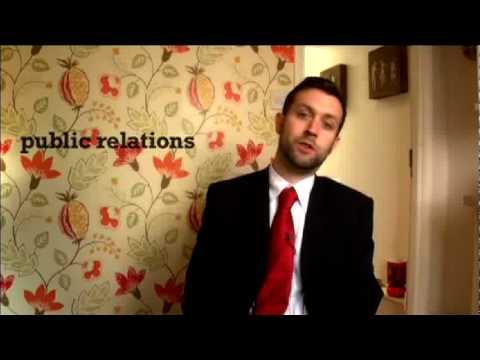Graduate job advice on the PR sector