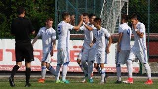 """ДЮФЛУ U-17 в Ужгороді. ДИНАМО - """"Маріуполь"""""""
