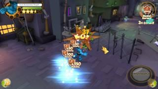 Marvel Super Hero Squad Online Beast Gameplay- HD