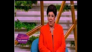 رجاء الجداوي تروي كواليس علاقتها بميرفت أمين ودلال عبد العزيز (فيديو)