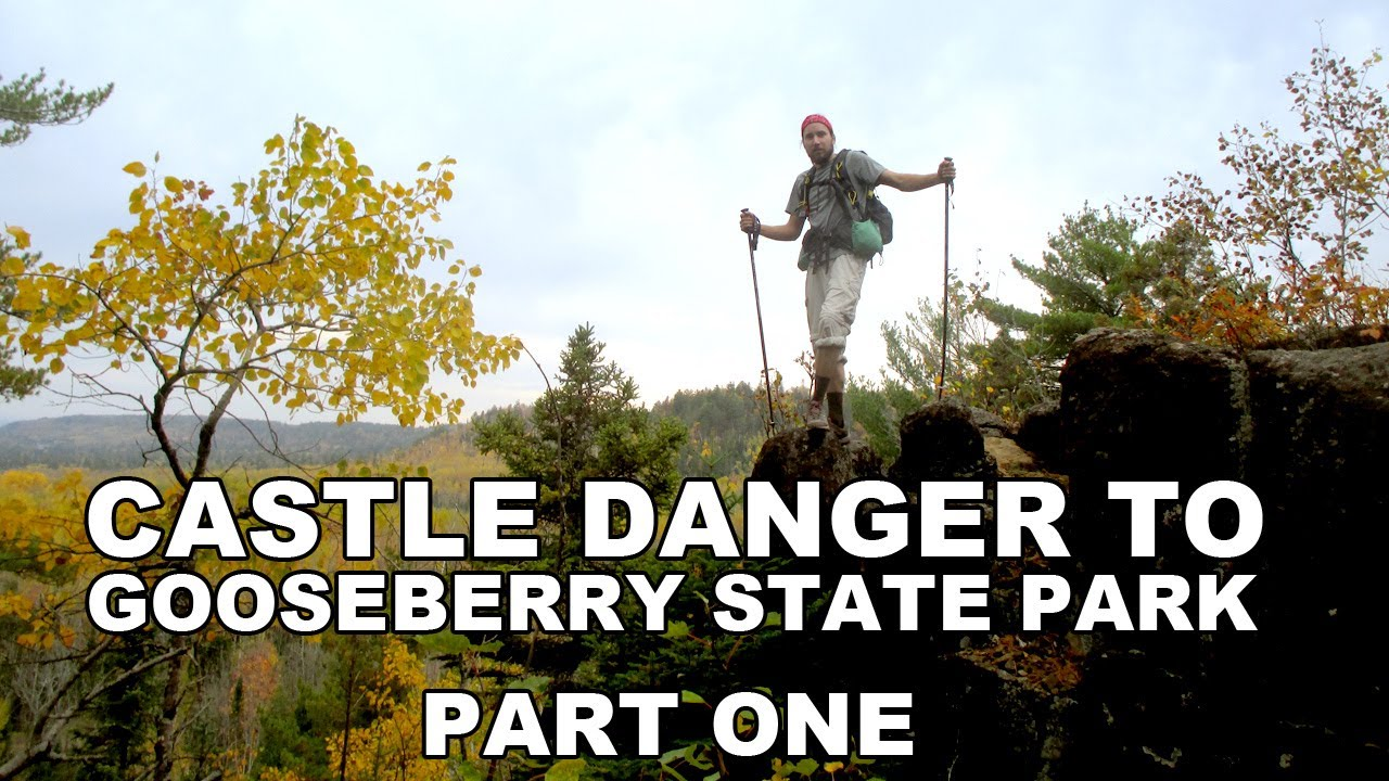 Superior Hiking Trail : Castle Danger to Gooseberry State ...