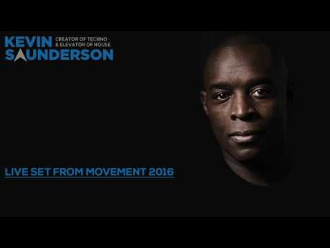 Kevin Saunderson - Live Set At Movement 2016