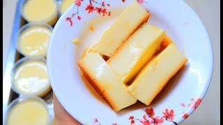 Cách làm Bánh Flan Mềm Mịn không bị rổ rất ngon để bán / Ăn Gì Đây