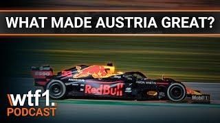 2019 Austrian GP Race Review | WTF1 Podcast