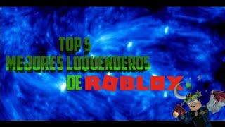 TOP 5 MIGLIORE ROBLOX LOQUENDERS (OBVIOUS Senza COUNTING ME :VVVV)
