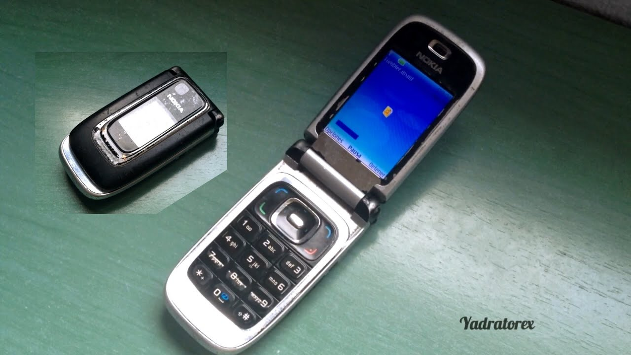 Nokia 6131: specifications, features and reviews 64
