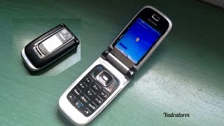 Nokia 6131 retro review (old ringtones)