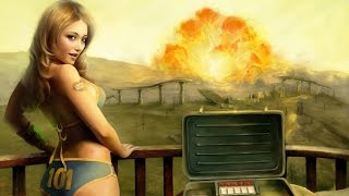 FALLOUT 4 REVIEW -  AMAZING GAME, FRAME RATE ISSUES & MORE (FO4 GAMEPLAY)