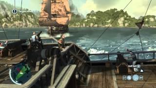 Assassin's Creed 3 - Ship Battle - Max Settings