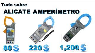 Como funciona, quanto custa e quais as diferenças de um alicate amperímetro