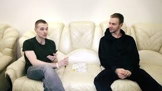 Интервью с Максом Барских!