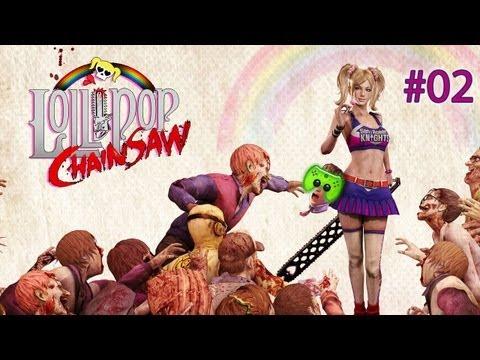Lollipop Chainsaw Singleplayer