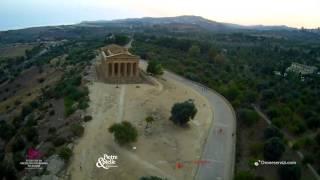 Valle dei Templi Agrigento(Suggestive immagini video dall'alto con Drone della valle dei Templi di Agrigento in occasione del Congresso di Archeoastonomia del 26 Luglio 2014 ..., 2014-07-31T15:29:53.000Z)