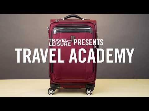 Travel Academy: Travelpro's Platinum Magna