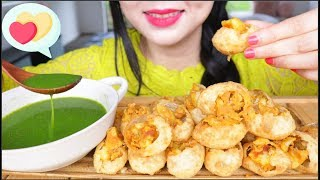 TYPE OF GOLGAPPA