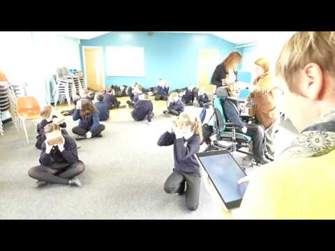 Ivanhoe College - Google Expeditions Pioneer Programme