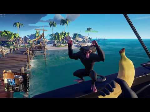 How to Make Your Monkey Puke Sea of Thieves