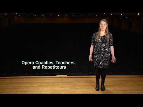 The Soprano in an Opera: Abigail Rethwisch