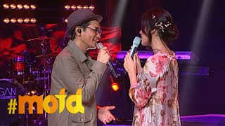 Afgan & Raisa 'percayalah' Closing Motd Motd 17 Jan 2016