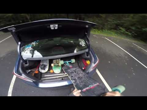 Longboarding: Mount Greylock and Balance Rock
