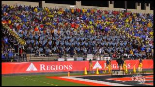 Southern University Human Jukebox 2014 @ University of Louisiana-Lafayette