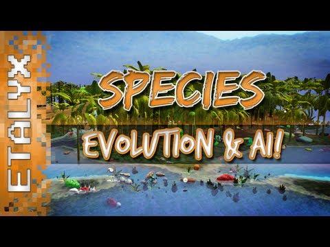 Species ALRE - Evolution Sandbox!