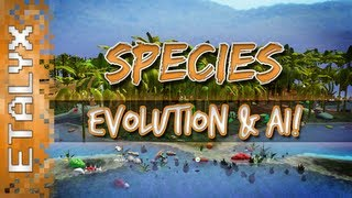 Species ALRE - Evolution Sandbox!